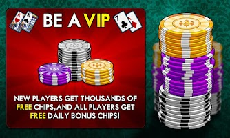 Screenshot of VIP Poker
