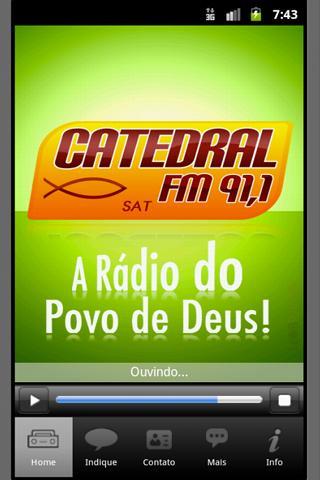 Catedral FM Maringá Brasil