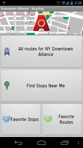 NY Downtown Connection AnyStop