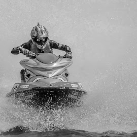 Jetsky by Jean-Marc Schneider - Sports & Fitness Other Sports (  )