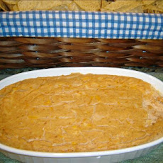Bean and Cheese Taco Dip