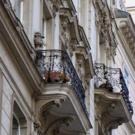 Prague Czech Republic by Linda Hutton - Buildings & Architecture Other Exteriors