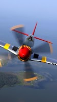 Screenshot of Warbirds: P-51 Mustang PRO