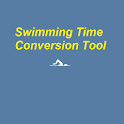 Swimming Time Conversion Tool icon