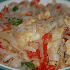 Pad Thai - Lower Fat Version