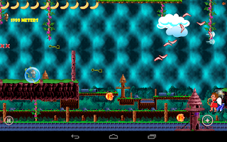 Screenshot of Jungle Monkey 3