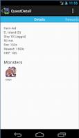 Screenshot of MH3U/G Dex