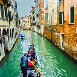 Venice by Mihai Popa - City,  Street & Park  Historic Districts ( italia, venetia )