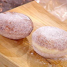 Jelly Filled Donuts
