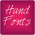 Free Download Hand3 fonts for FlipFont® free APK for Samsung