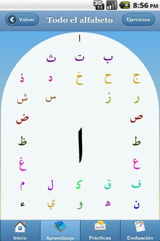 Aprender el árabe:Sm rt Arabic