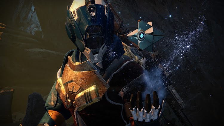 "Starting Destiny from a ""blank canvas"" was liberating says Bungie"