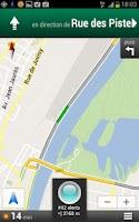 Screenshot of Radar Over GPS