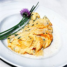 Folded Omelette (French style)