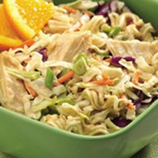 Oriental Ramen Noodle Salad Healthy Recipes