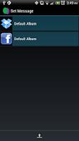 Screenshot of Easy Uploader