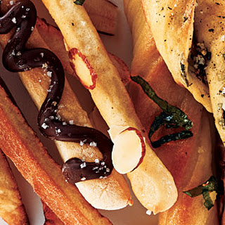Honey-Almond Breadsticks