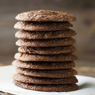 Mocha Brownie Cookies