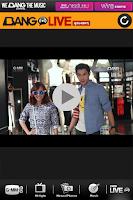 Screenshot of GMM-TV