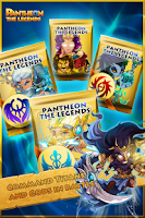Screenshot of Pantheon the Legends
