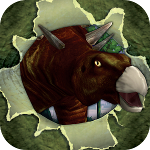 Cover art Virtual Pet Dino: Stegosaurus