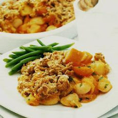 Chunky Vegetable Crumble