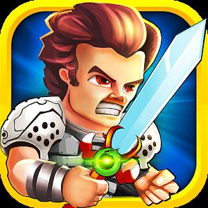 Kingdom Come - play super addictive turn-based match three adventure!