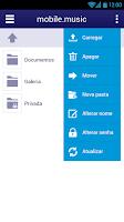 Screenshot of Backup ILIMITADO e 100% grátis