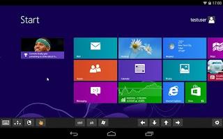 Screenshot of Remotix VNC & RDP Lite