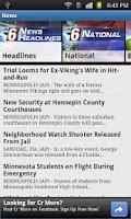 Screenshot of ABC 6 NEWS NOW