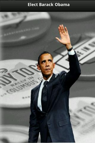 Elect Barack Obama