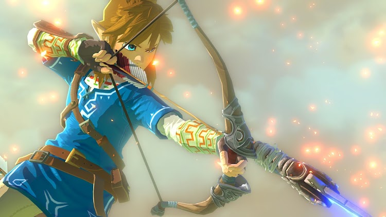 One area from Zelda Wii U is as big as the entirety of Skyward Sword