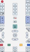 Screenshot of Universal TV Remote