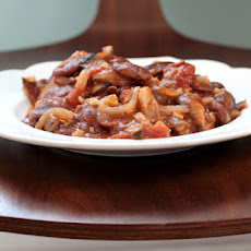 Heirloom Bean and Mushroom Stew
