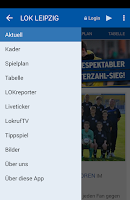 Screenshot of 1. FC Lokomotive Leipzig