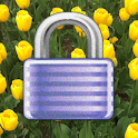 Four Color Flower Lock icon