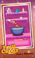 Screenshot of Make Fruit Candy –Cooking Game