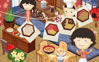 Screenshot of Design Sushi Shop