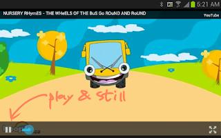 Screenshot of Children Songs