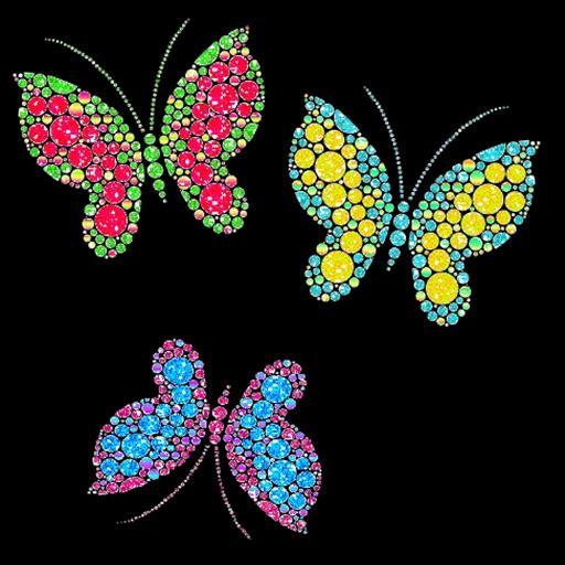 3D舞蝴蝶2 LOGO-APP點子
