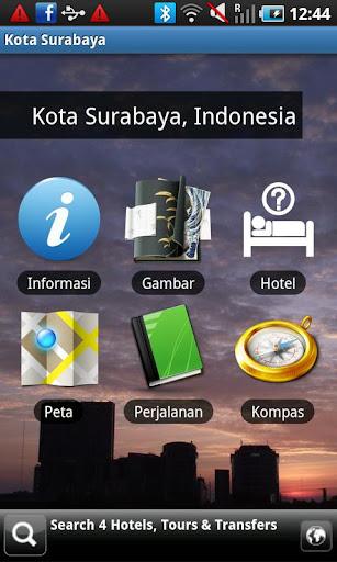 Pariwisata di Kota Surabaya