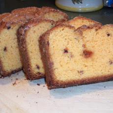 Orange Streusel Loaves