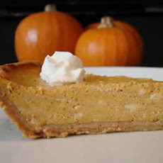 Pumpkin Cheesecake I