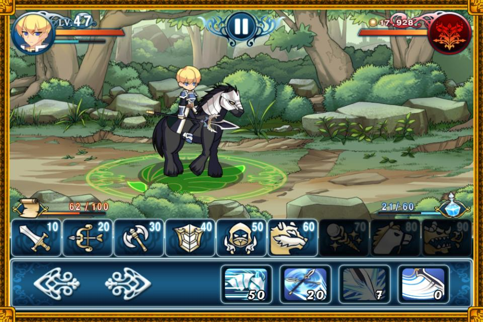 Heroes Of The Kingdom Screenshot 0