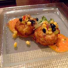 Killer Crab Cakes with Tomato Tarter Sauce