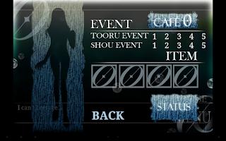Screenshot of CAFE 0 ~The Drowned Mermaid~