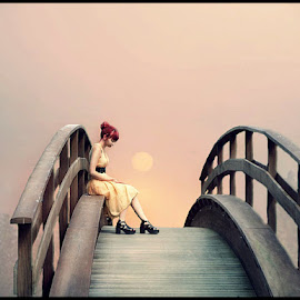 Peace by Eve Constantinescu - Digital Art People ( photomanipulation, digital art, photo, digital )