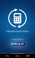 Screenshot of Kalkulator płac - Brutto/Netto