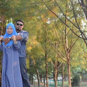 Malay wedding  by Iz Fotografi Art Works - Wedding Bride & Groom ( wedding, pengantin, malay, malaysia )