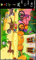 Screenshot of Hidden Objects Cartoons